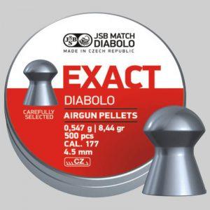 JBS Exact - 4,50 - 0,547g - x500