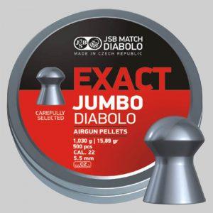 JBS Exact Jumbo - 5,50 - 1,030g - x500