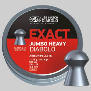 JBS Exact Jumbo Heavy - 5,52 - 1,175g - x500