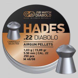 JBS Hades - 5,50 - 1,030g - x500