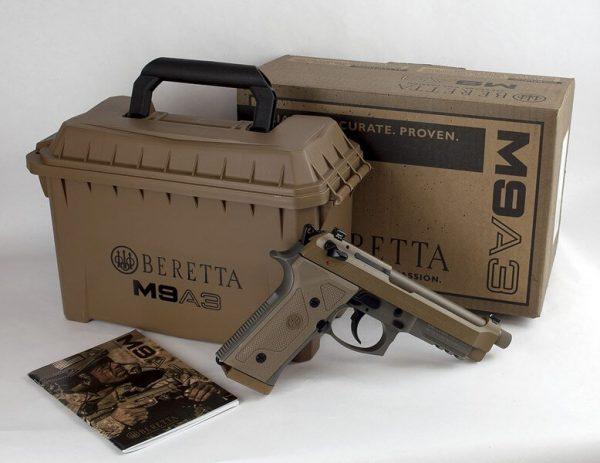 Beretta-M9A3-set