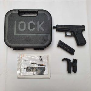 Glock 44 Threaded barrel 22 lr